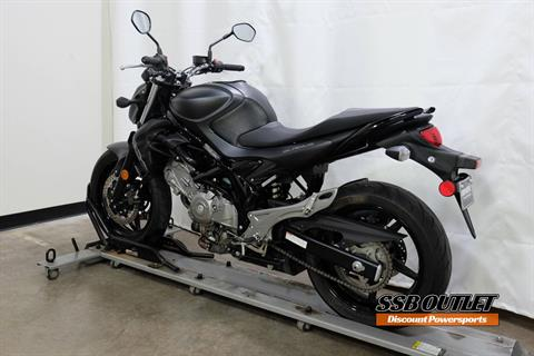2013 Suzuki SFV650 in Eden Prairie, Minnesota - Photo 5