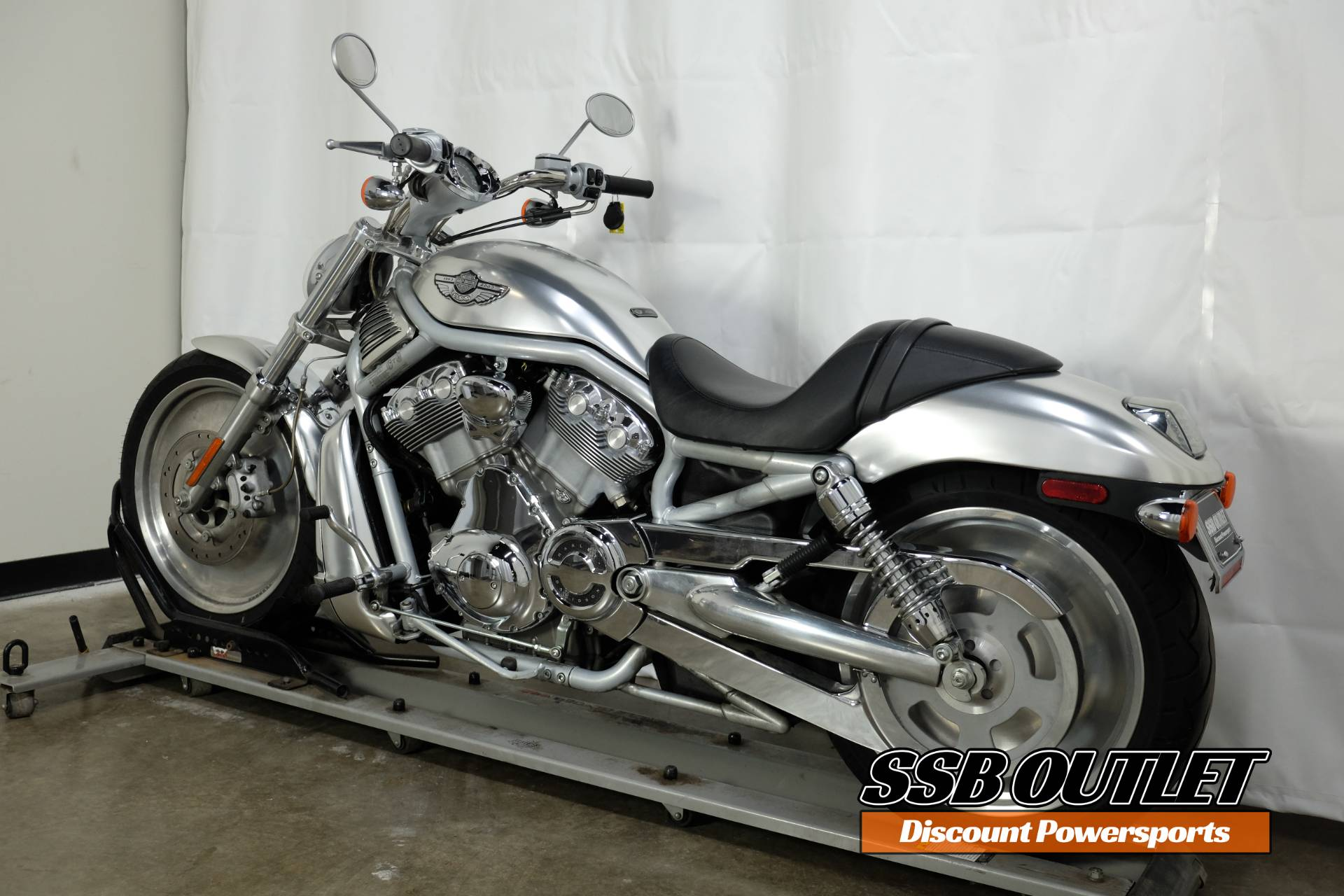 2003 Harley-Davidson VRSCA  V-Rod® in Eden Prairie, Minnesota - Photo 5