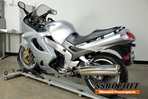 2002 Kawasaki Ninja® ZZ-R1200 in Eden Prairie, Minnesota - Photo 5
