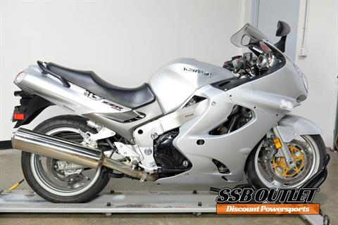 2002 Kawasaki Ninja® ZZ-R1200 in Eden Prairie, Minnesota - Photo 1
