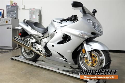2002 Kawasaki Ninja® ZZ-R1200 in Eden Prairie, Minnesota - Photo 2