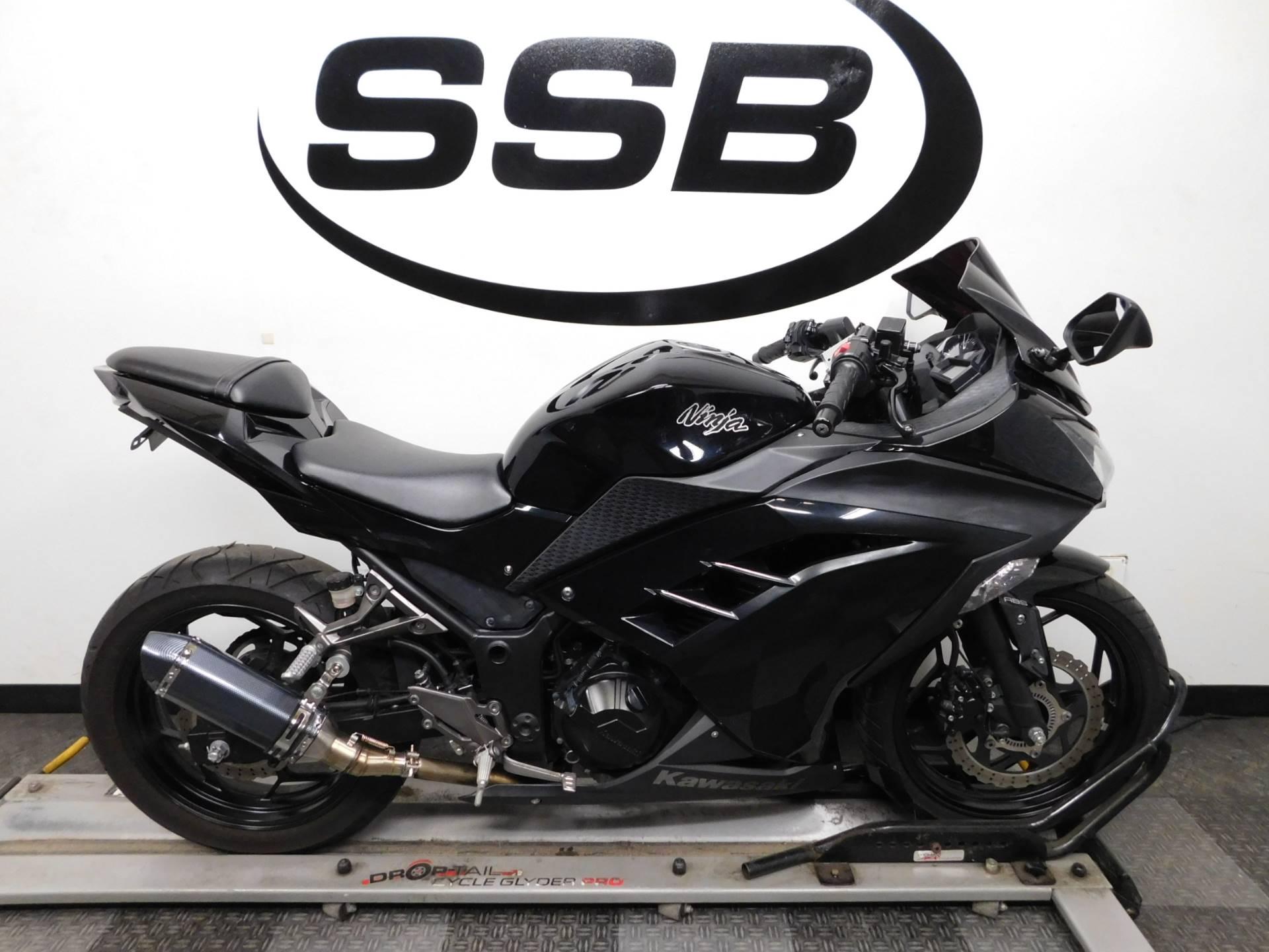2014 Kawasaki Ninja 300 ABS 1