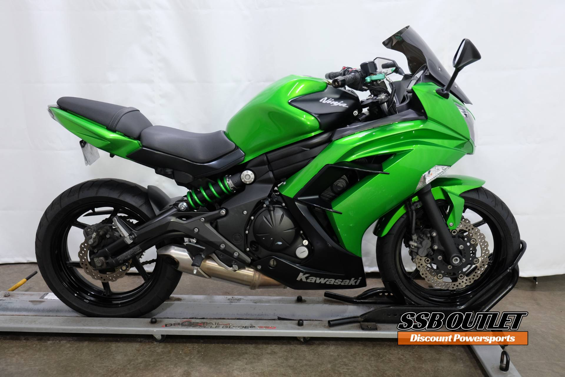 2015 Kawasaki Ninja® 650 in Eden Prairie, Minnesota - Photo 1