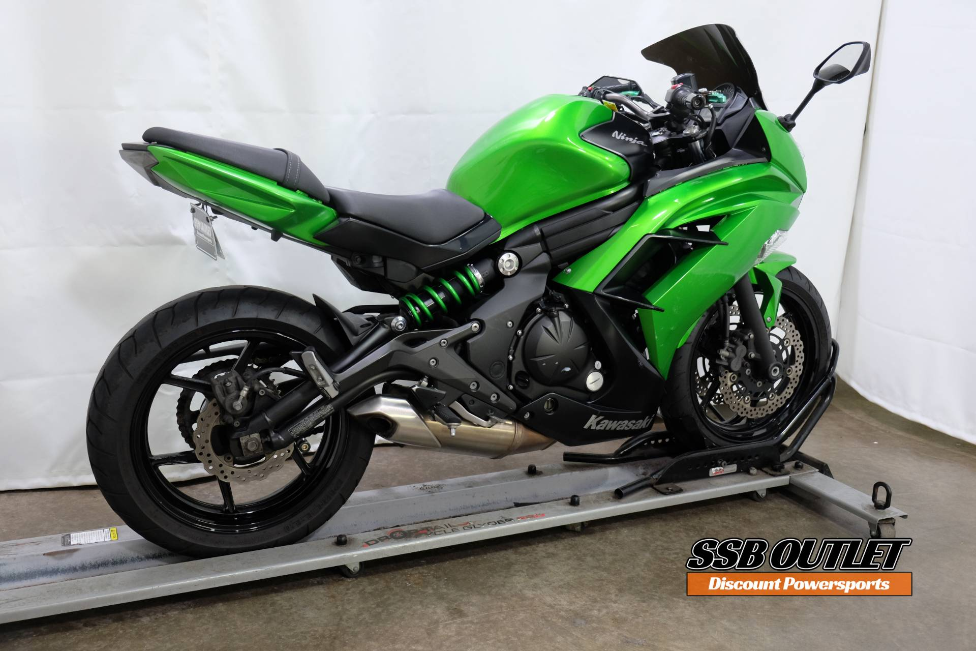 2015 Kawasaki Ninja® 650 in Eden Prairie, Minnesota - Photo 6