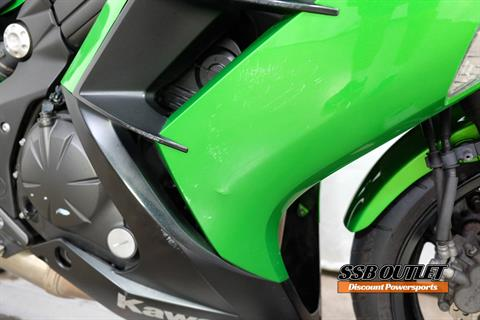 2015 Kawasaki Ninja® 650 in Eden Prairie, Minnesota - Photo 10
