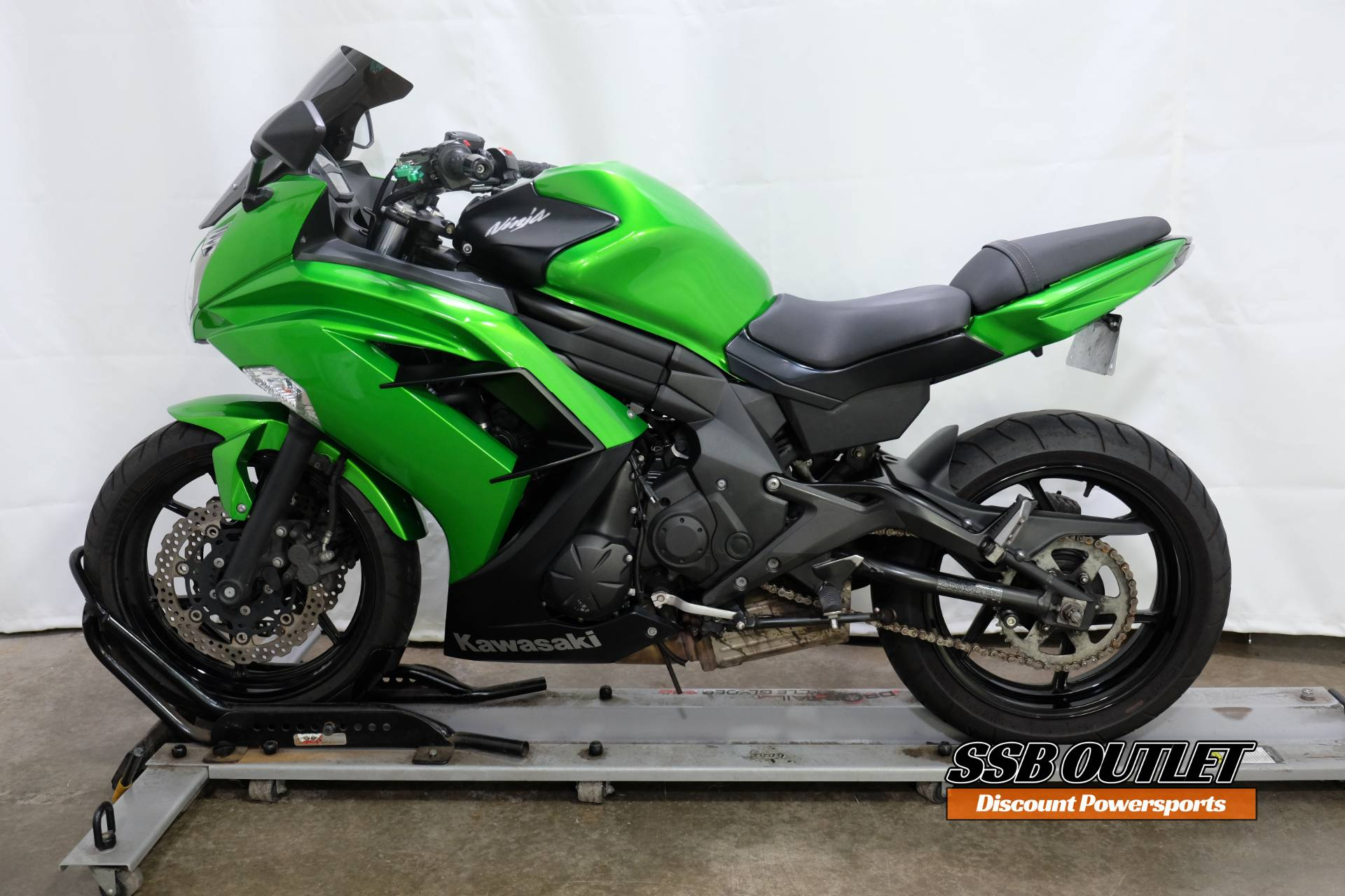 2015 Kawasaki Ninja® 650 in Eden Prairie, Minnesota - Photo 4