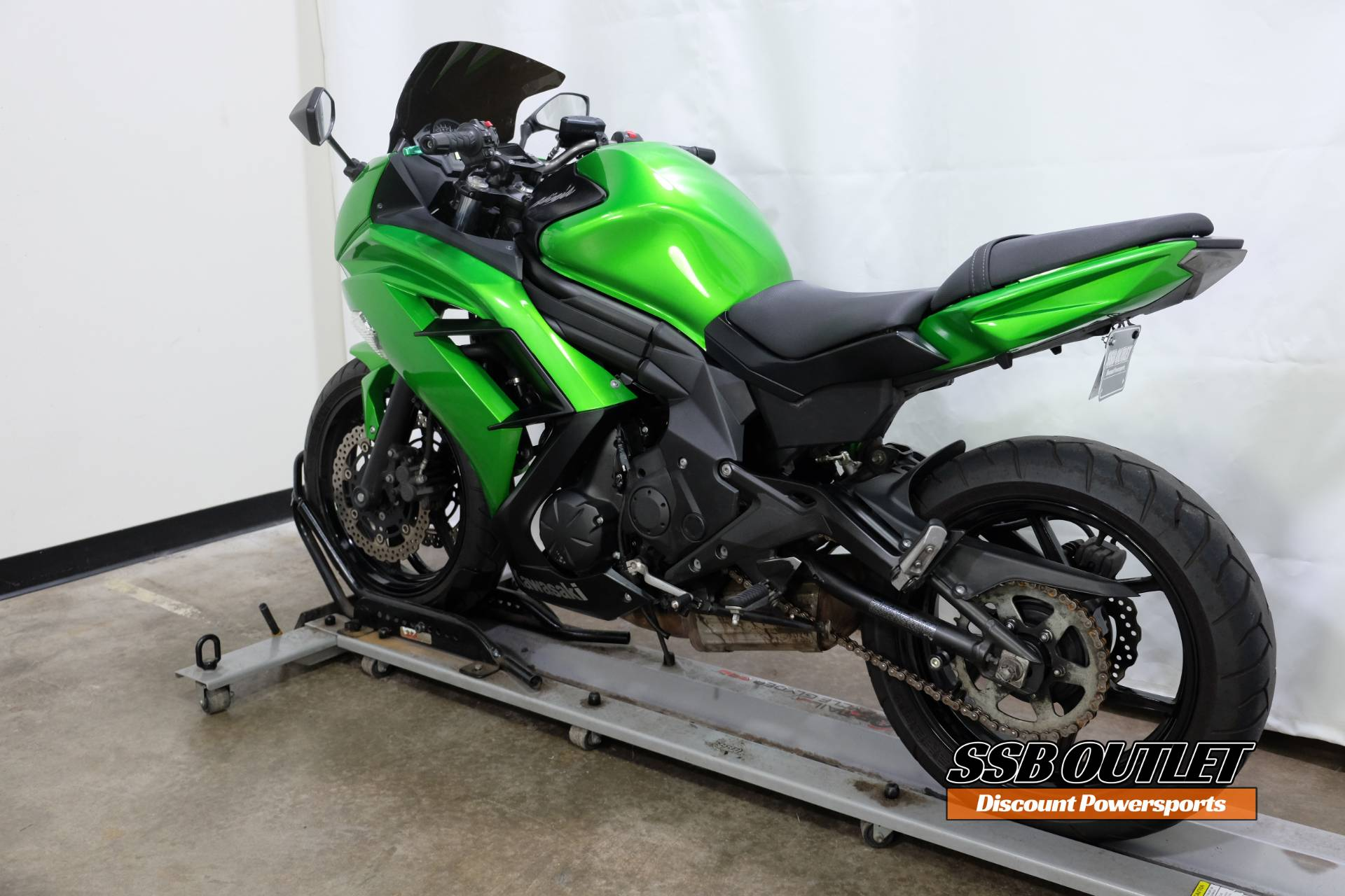 2015 Kawasaki Ninja® 650 in Eden Prairie, Minnesota - Photo 5