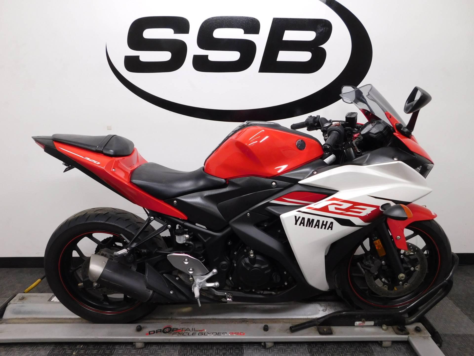 2015 Yamaha YZF-R3 for sale 31085
