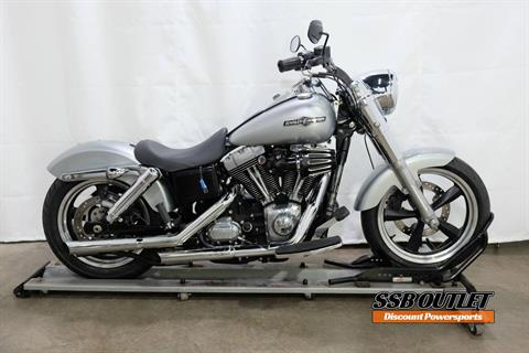 2012 Harley-Davidson Dyna® Switchback in Eden Prairie, Minnesota - Photo 1