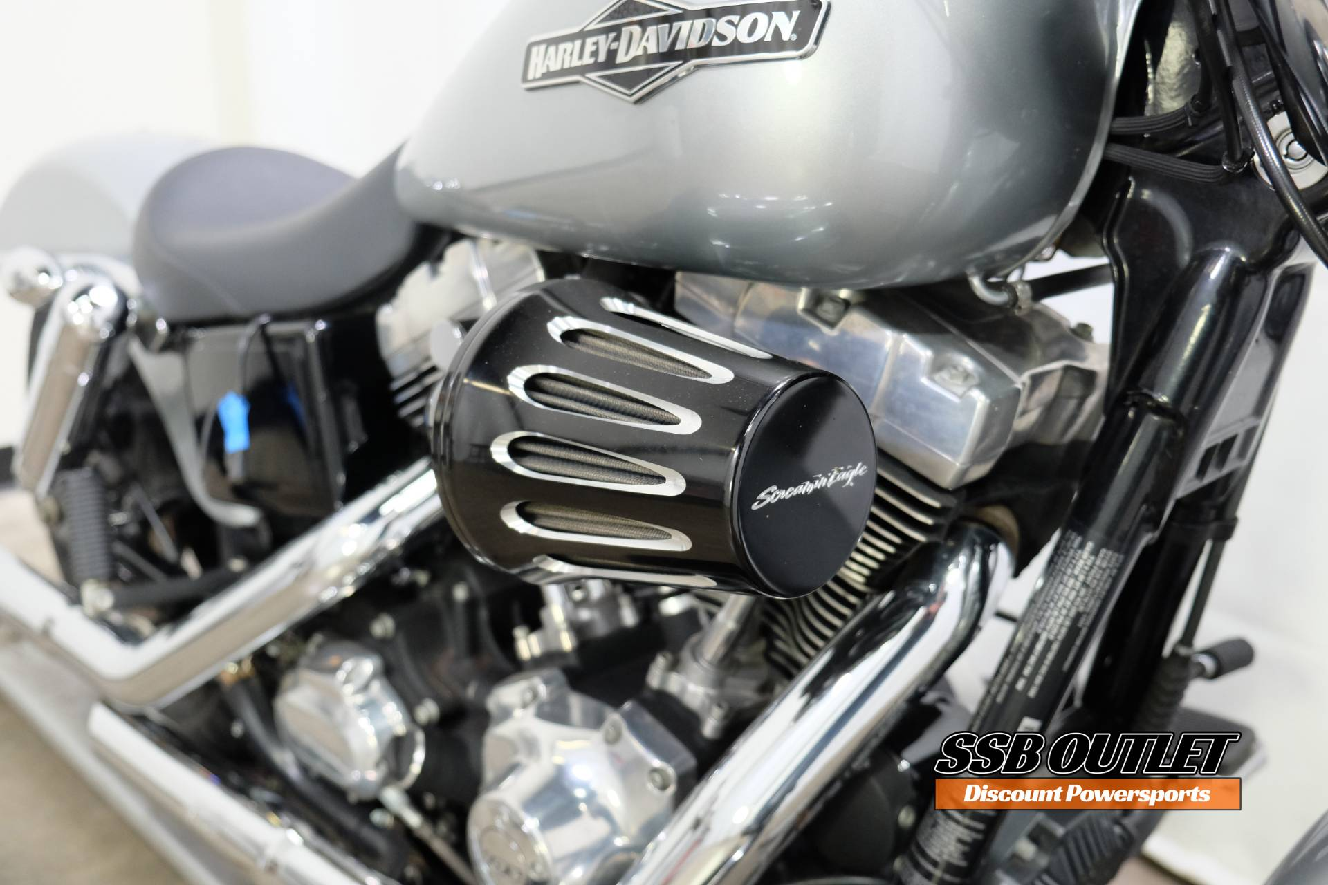 2012 Harley-Davidson Dyna® Switchback in Eden Prairie, Minnesota - Photo 13