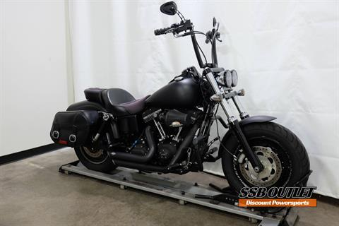 2014 Harley-Davidson Dyna® Fat Bob® in Eden Prairie, Minnesota - Photo 2