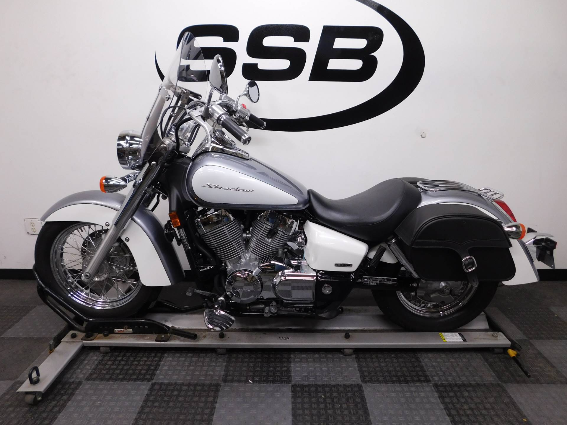 2013 Honda Shadow Aero® in Eden Prairie, Minnesota