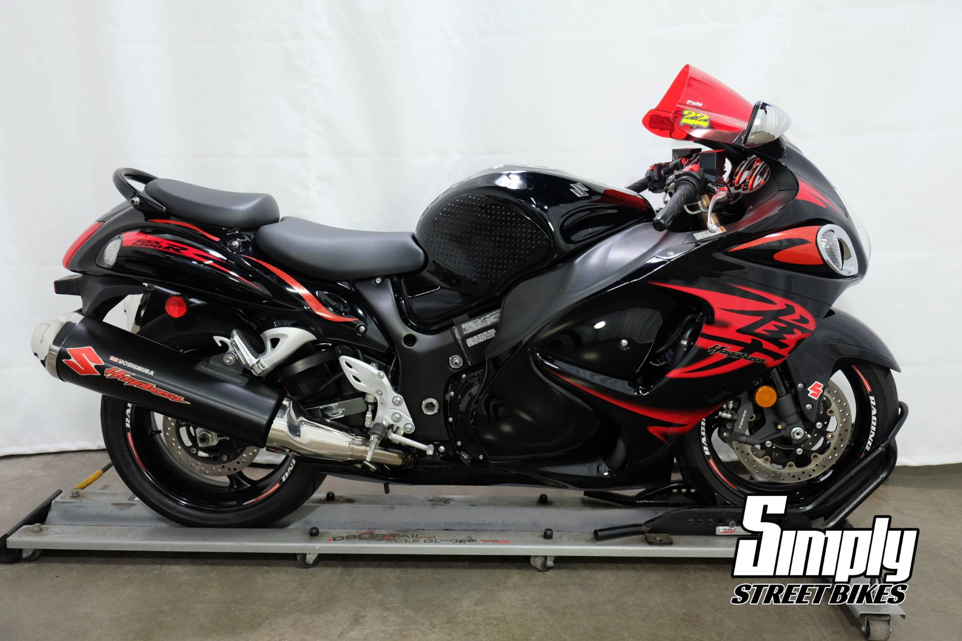 2011 Suzuki Hayabusa in Eden Prairie, Minnesota - Photo 1