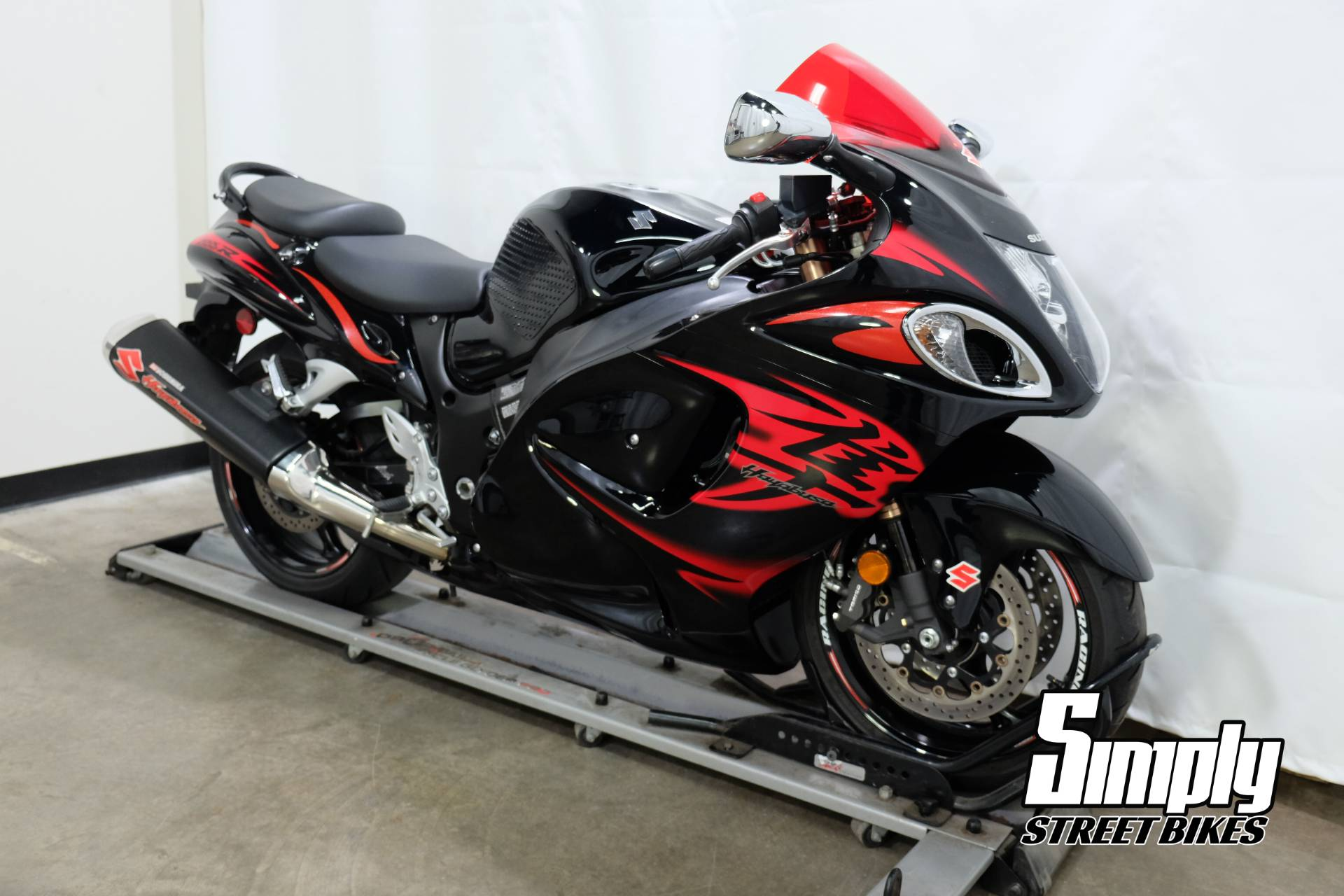 2011 Suzuki Hayabusa in Eden Prairie, Minnesota - Photo 2
