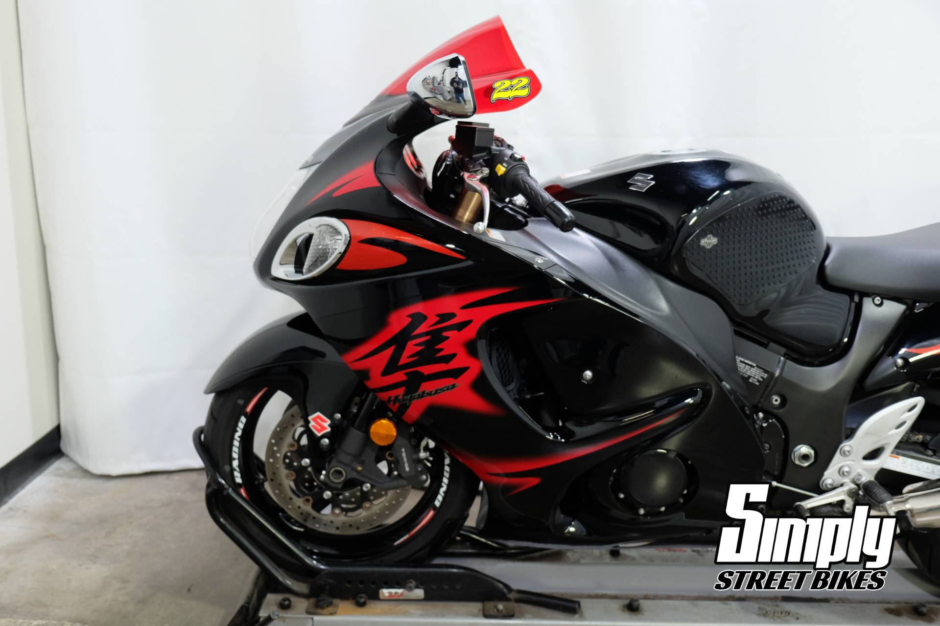 2011 Suzuki Hayabusa in Eden Prairie, Minnesota - Photo 25