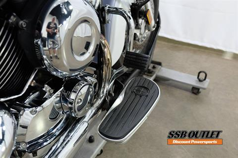 2002 Yamaha Vstar Classic in Eden Prairie, Minnesota - Photo 14