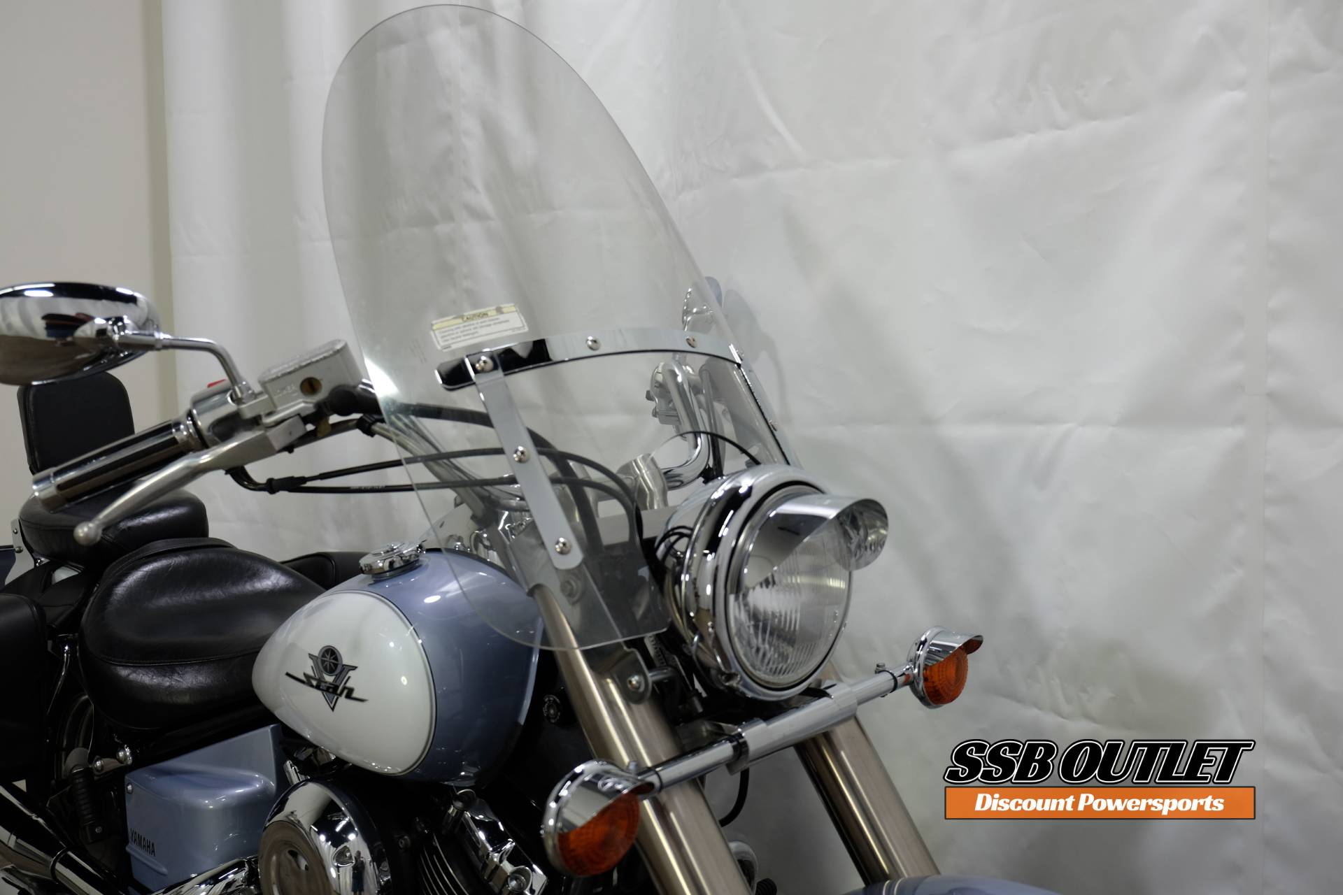 2002 Yamaha Vstar Classic in Eden Prairie, Minnesota - Photo 16