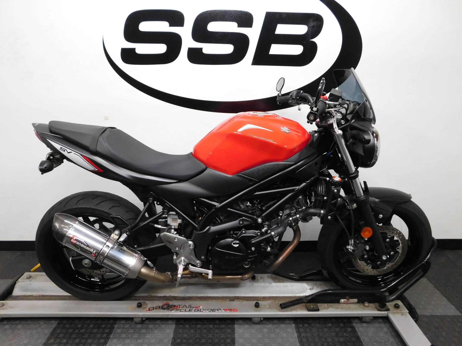 2017 Suzuki SV650 ABS for sale 60756
