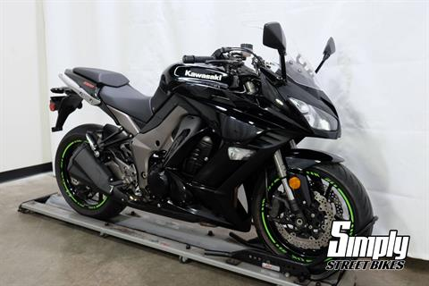 2011 Kawasaki Ninja® 1000 in Eden Prairie, Minnesota - Photo 2