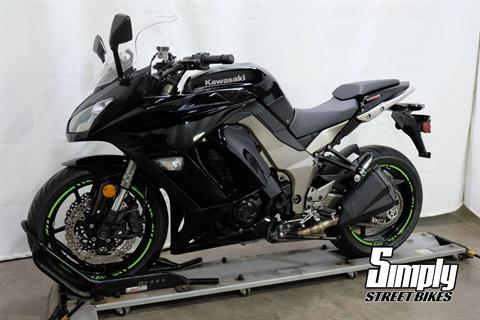 2011 Kawasaki Ninja® 1000 in Eden Prairie, Minnesota - Photo 4