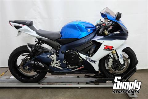 2011 Suzuki GSX-R750™ in Eden Prairie, Minnesota - Photo 1