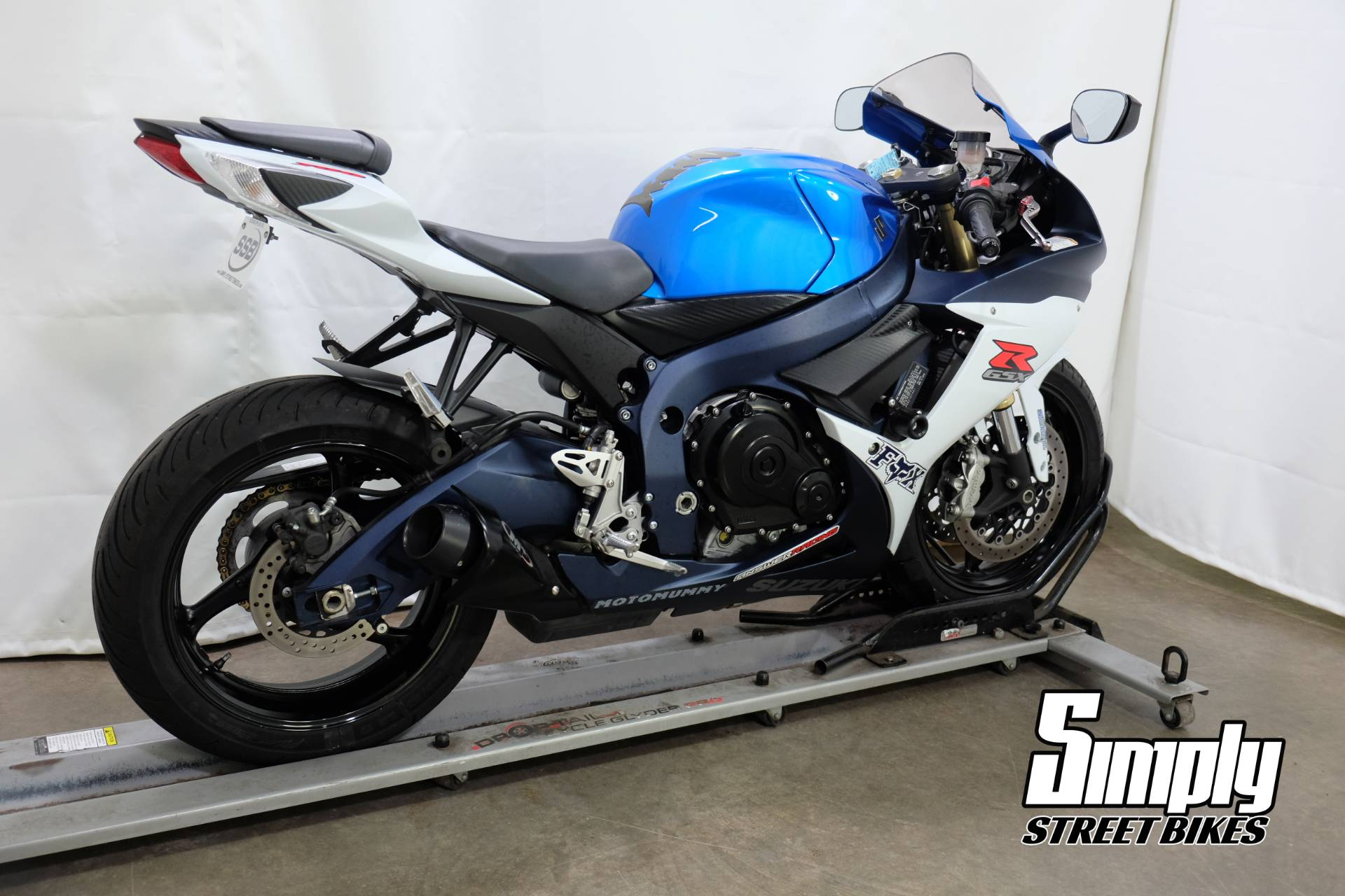 2011 Suzuki GSX-R750™ in Eden Prairie, Minnesota - Photo 8