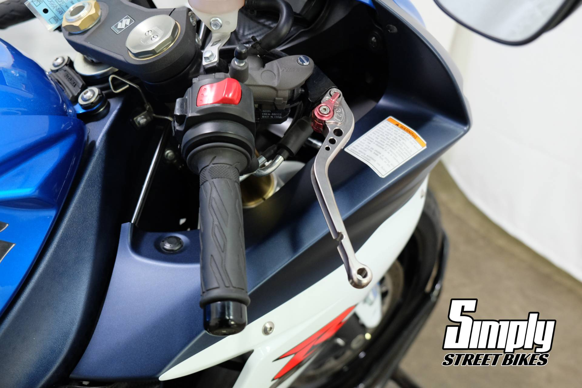 2011 Suzuki GSX-R750™ in Eden Prairie, Minnesota - Photo 18