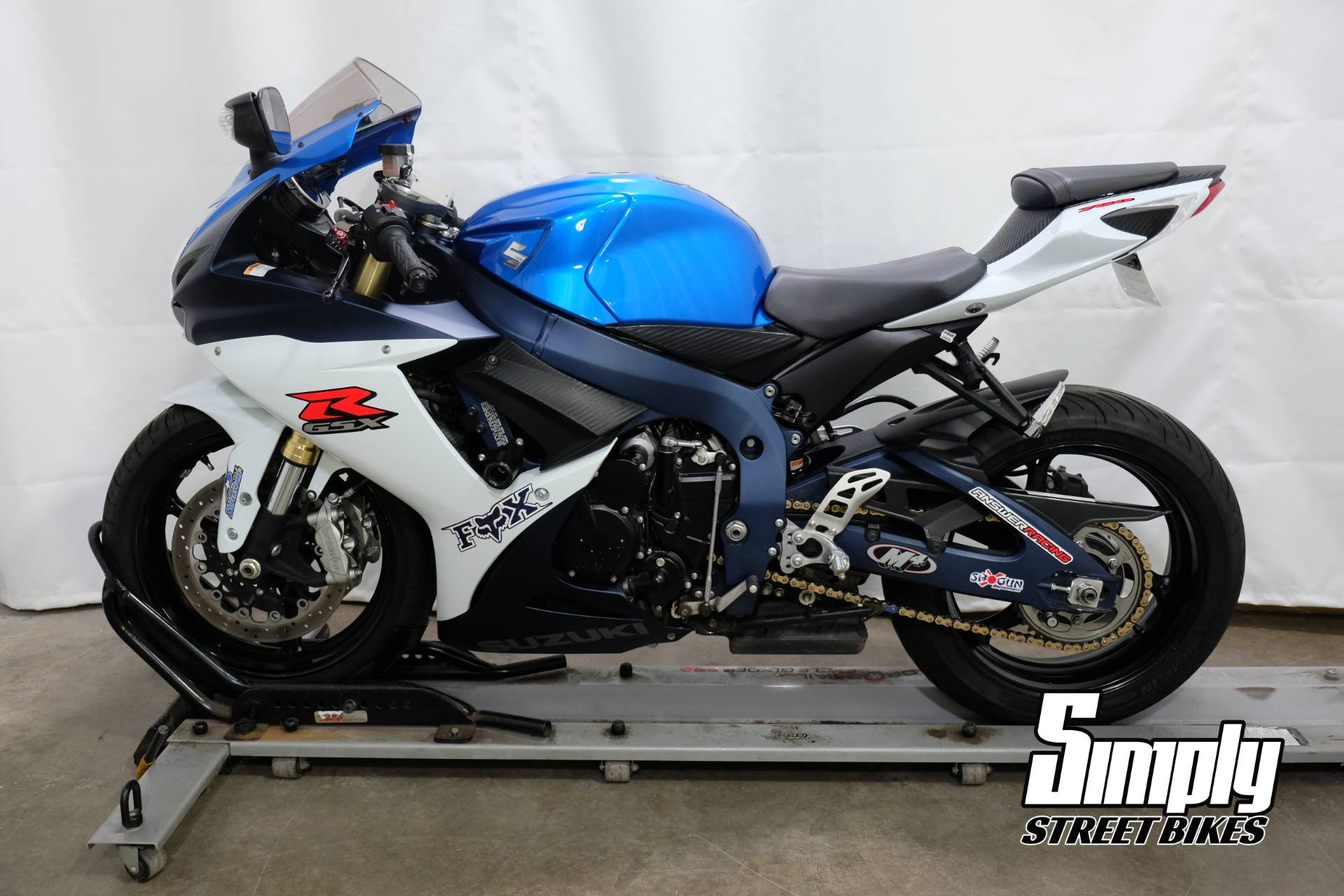 2011 Suzuki GSX-R750™ in Eden Prairie, Minnesota - Photo 5