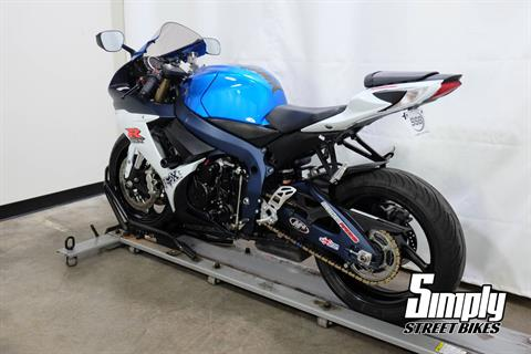 2011 Suzuki GSX-R750™ in Eden Prairie, Minnesota - Photo 6