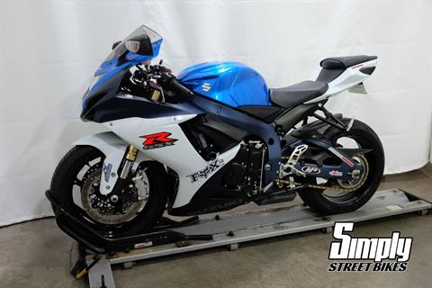 2011 Suzuki GSX-R750™ in Eden Prairie, Minnesota - Photo 4