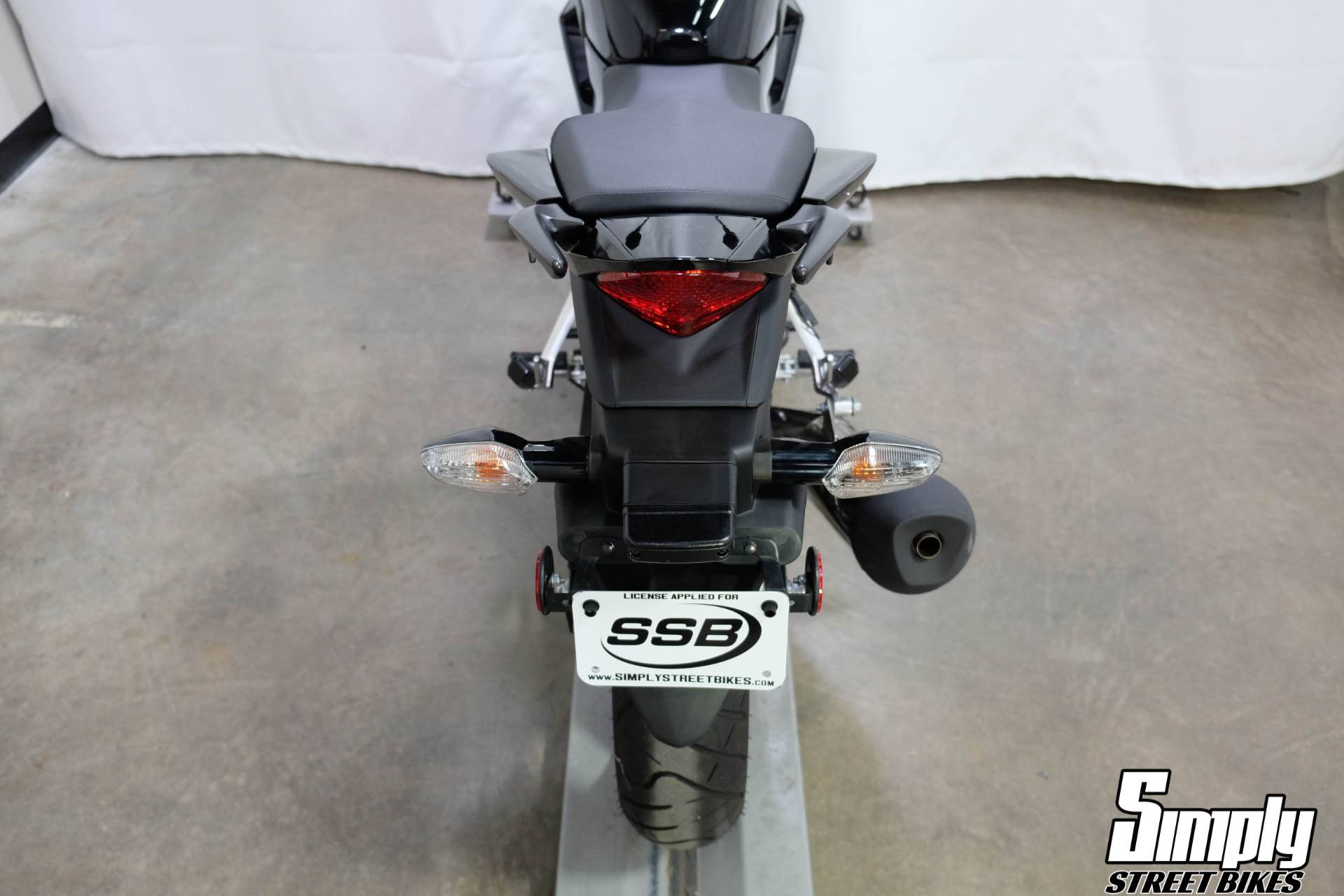 2016 Honda CB300F in Eden Prairie, Minnesota - Photo 25