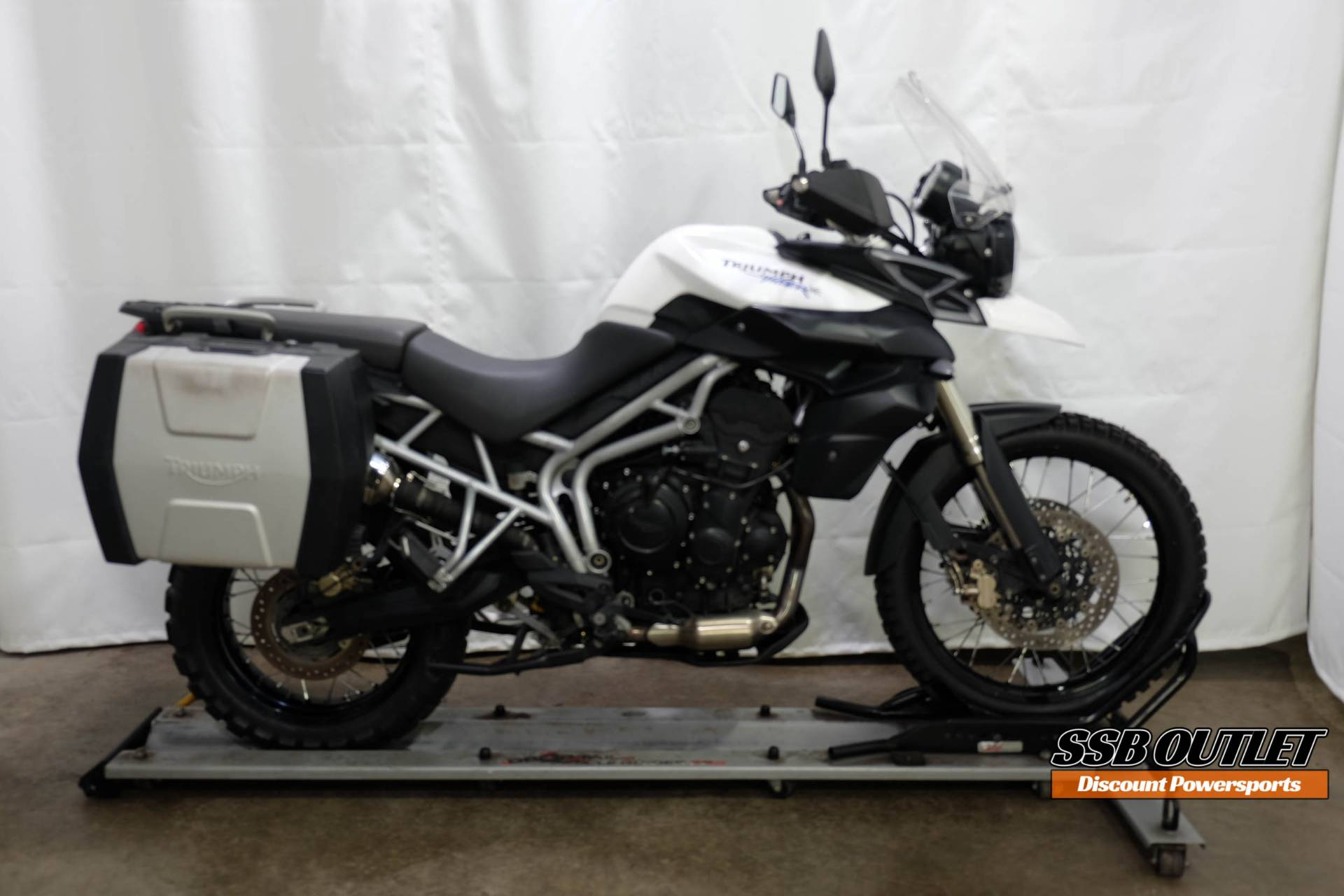 2011 Triumph Tiger 800 XC in Eden Prairie, Minnesota - Photo 1