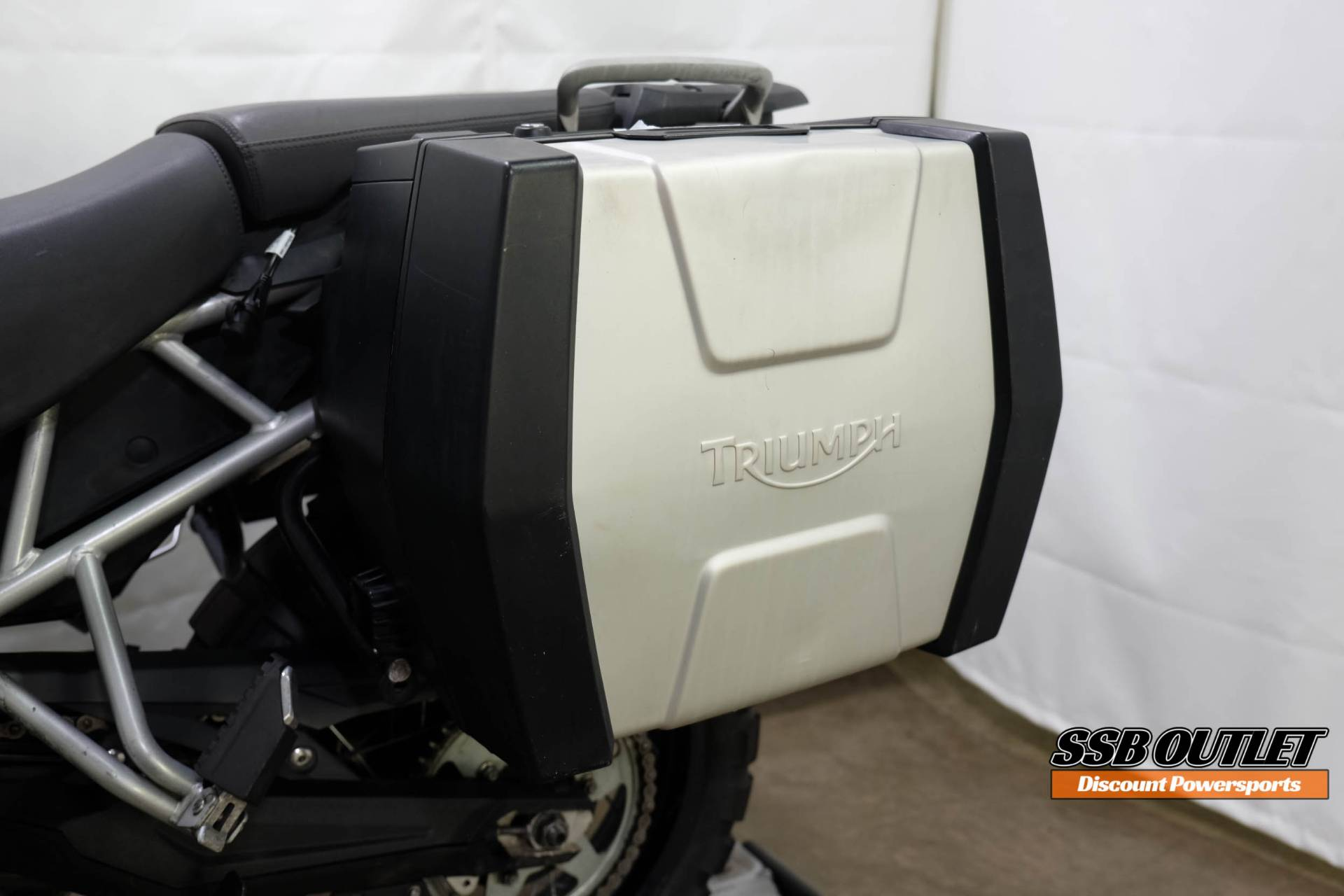 2011 Triumph Tiger 800 XC in Eden Prairie, Minnesota - Photo 13