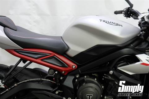 2018 Triumph Street Triple R in Eden Prairie, Minnesota - Photo 19