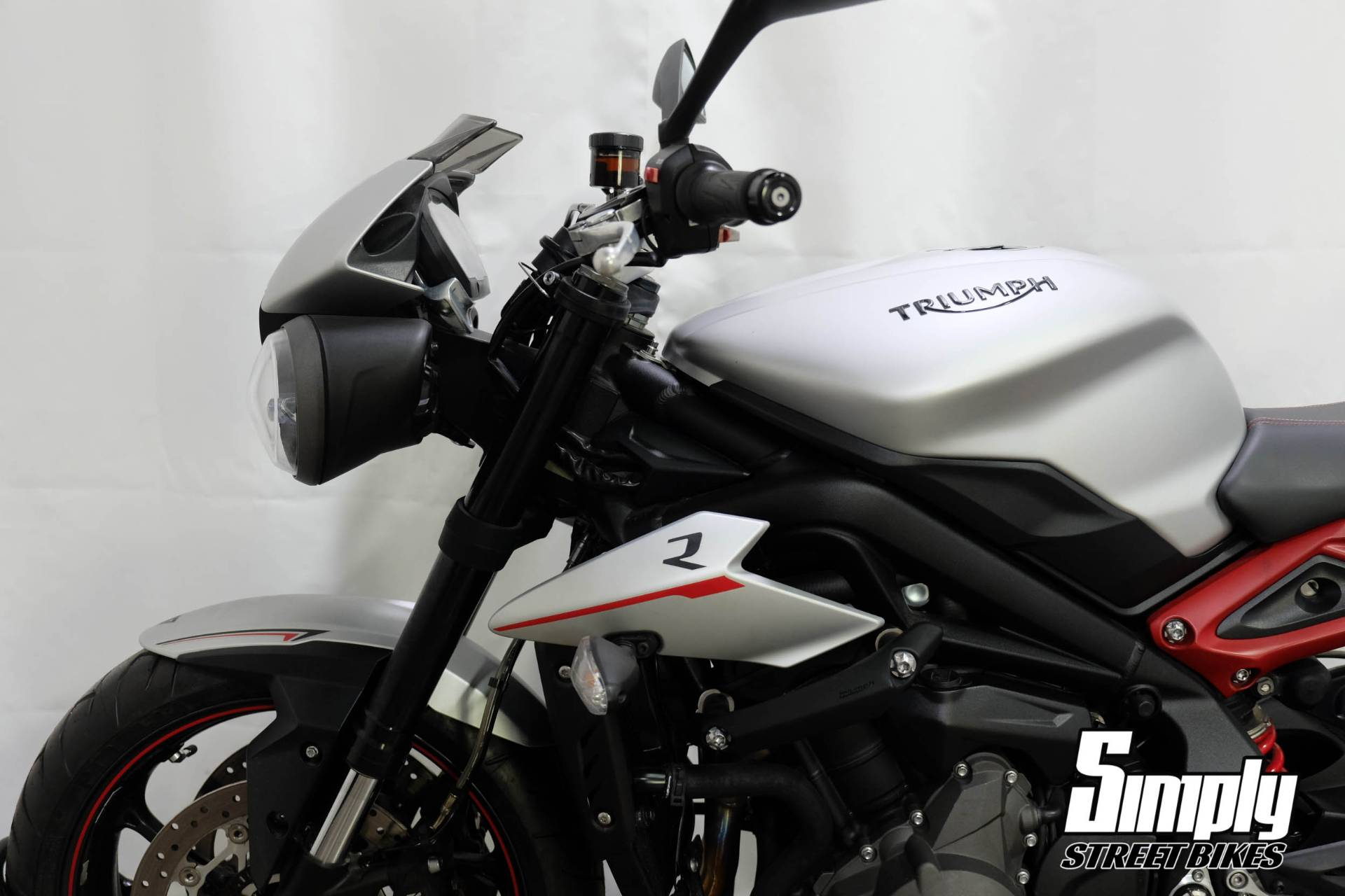 2018 Triumph Street Triple R in Eden Prairie, Minnesota - Photo 39