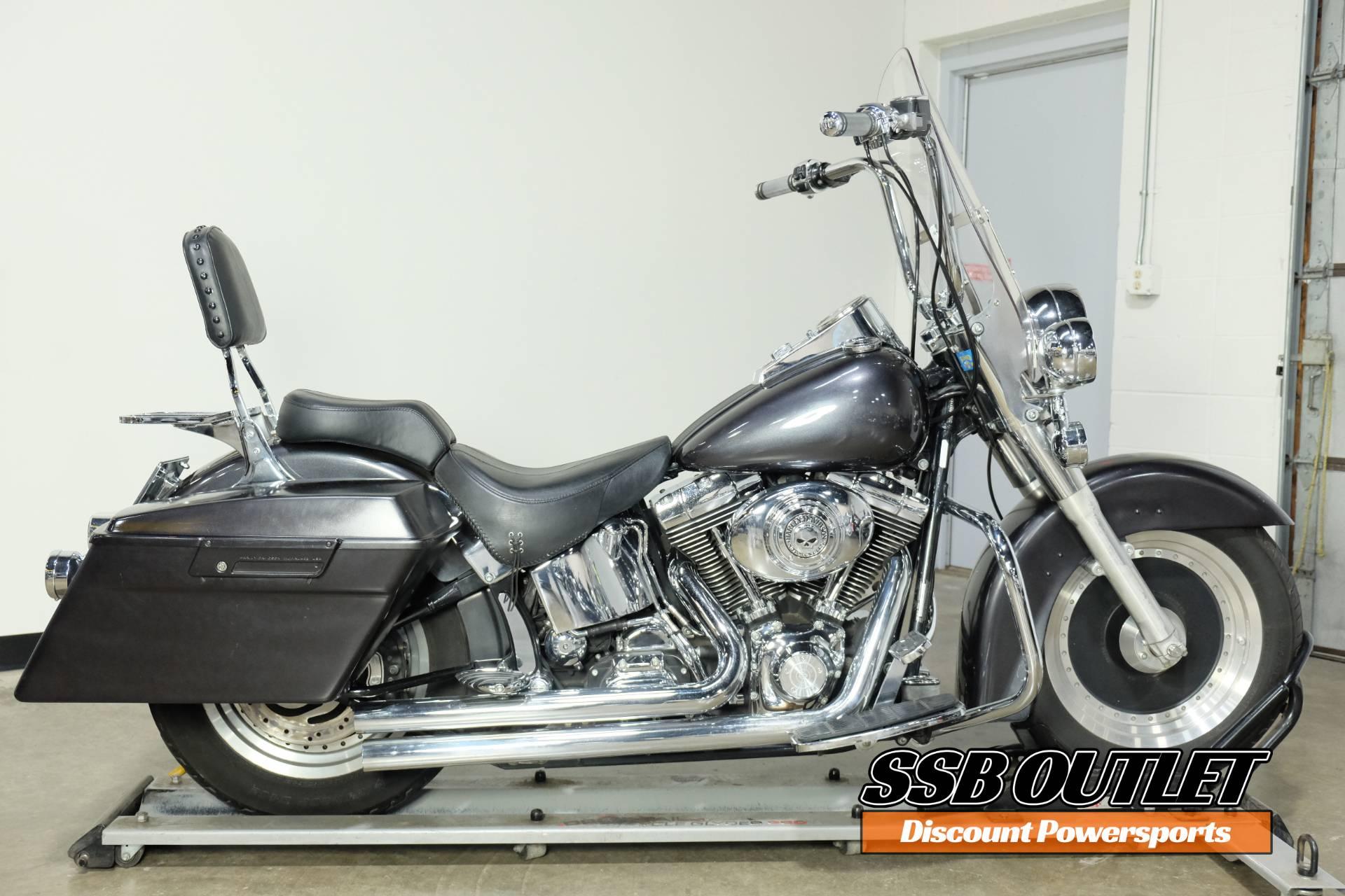 2001 Harley-Davidson FLSTC/FLSTCI Heritage Softail® Classic in Eden  Prairie, Minnesota