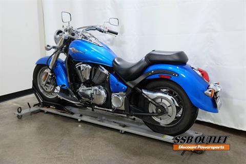 2009 Kawasaki Vulcan® 900 Classic in Eden Prairie, Minnesota - Photo 5