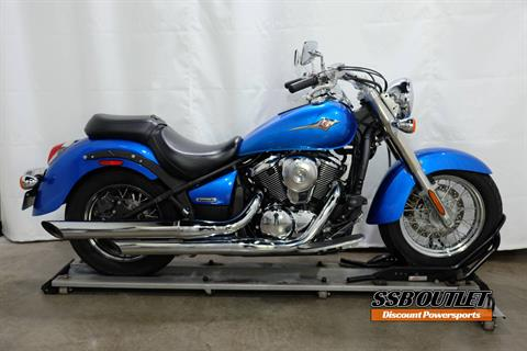 2009 Kawasaki Vulcan® 900 Classic in Eden Prairie, Minnesota - Photo 1
