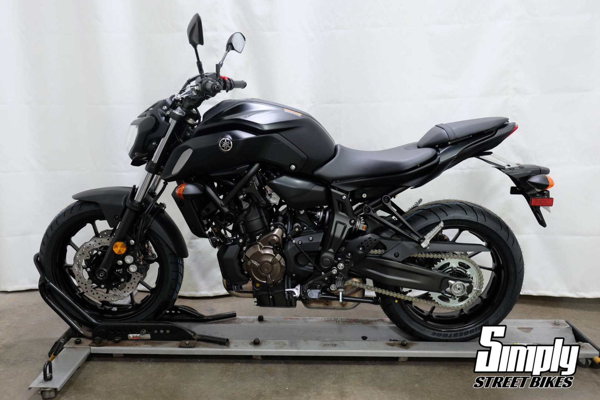 2020 Yamaha MT-07 in Eden Prairie, Minnesota - Photo 5