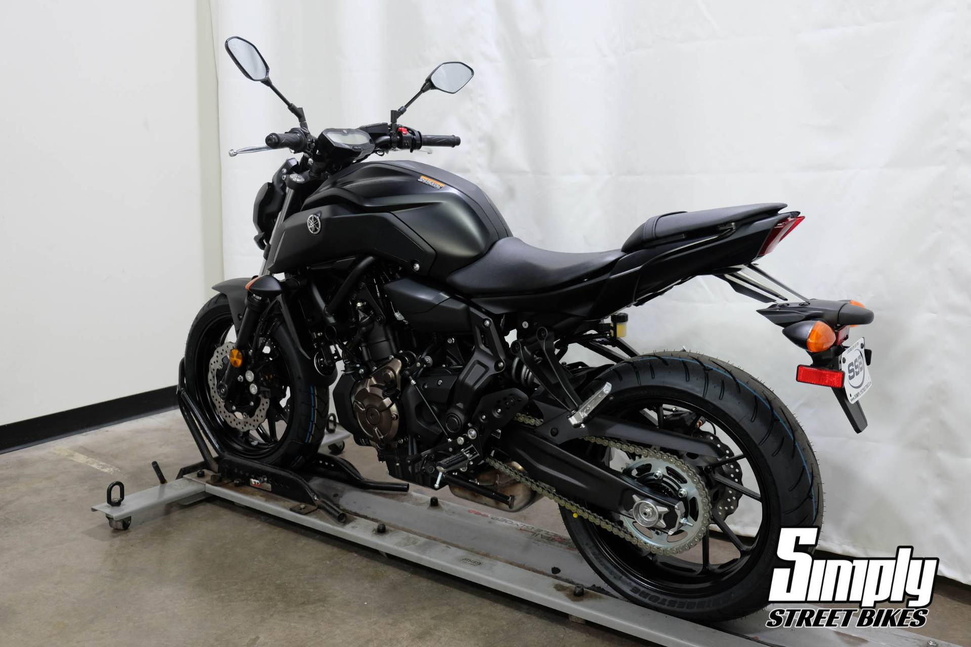 2020 Yamaha MT-07 in Eden Prairie, Minnesota - Photo 6