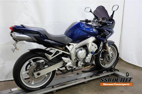 2005 Yamaha FZ6 in Eden Prairie, Minnesota - Photo 6
