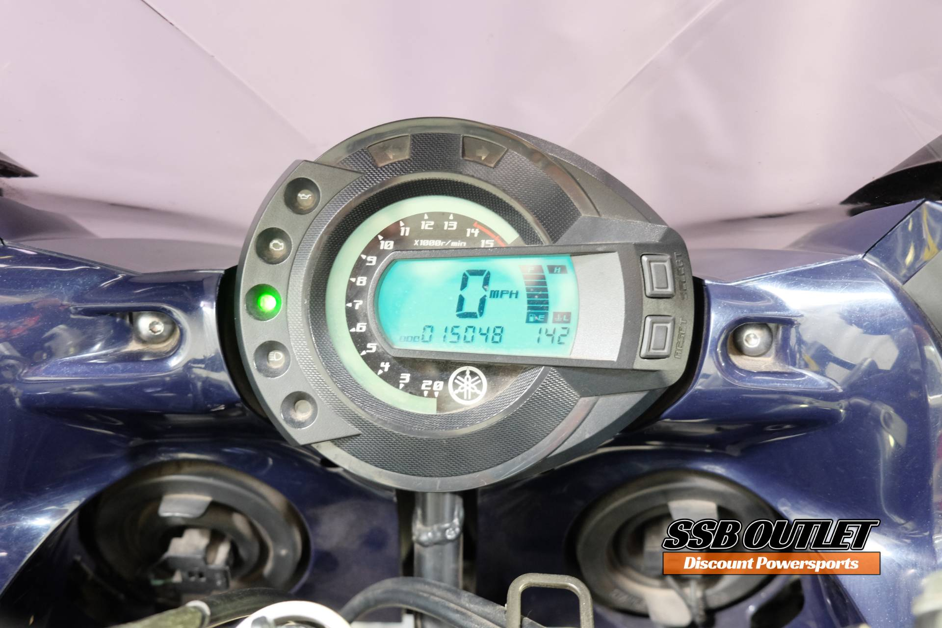 2005 Yamaha FZ6 in Eden Prairie, Minnesota - Photo 14