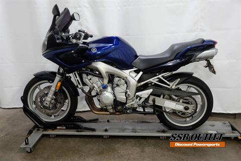 2005 Yamaha FZ6 in Eden Prairie, Minnesota - Photo 4