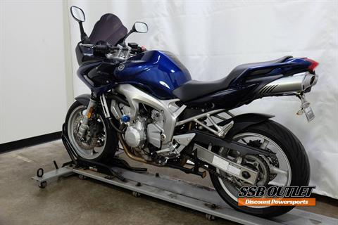 2005 Yamaha FZ6 in Eden Prairie, Minnesota - Photo 5