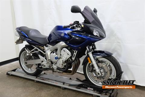 2005 Yamaha FZ6 in Eden Prairie, Minnesota - Photo 2