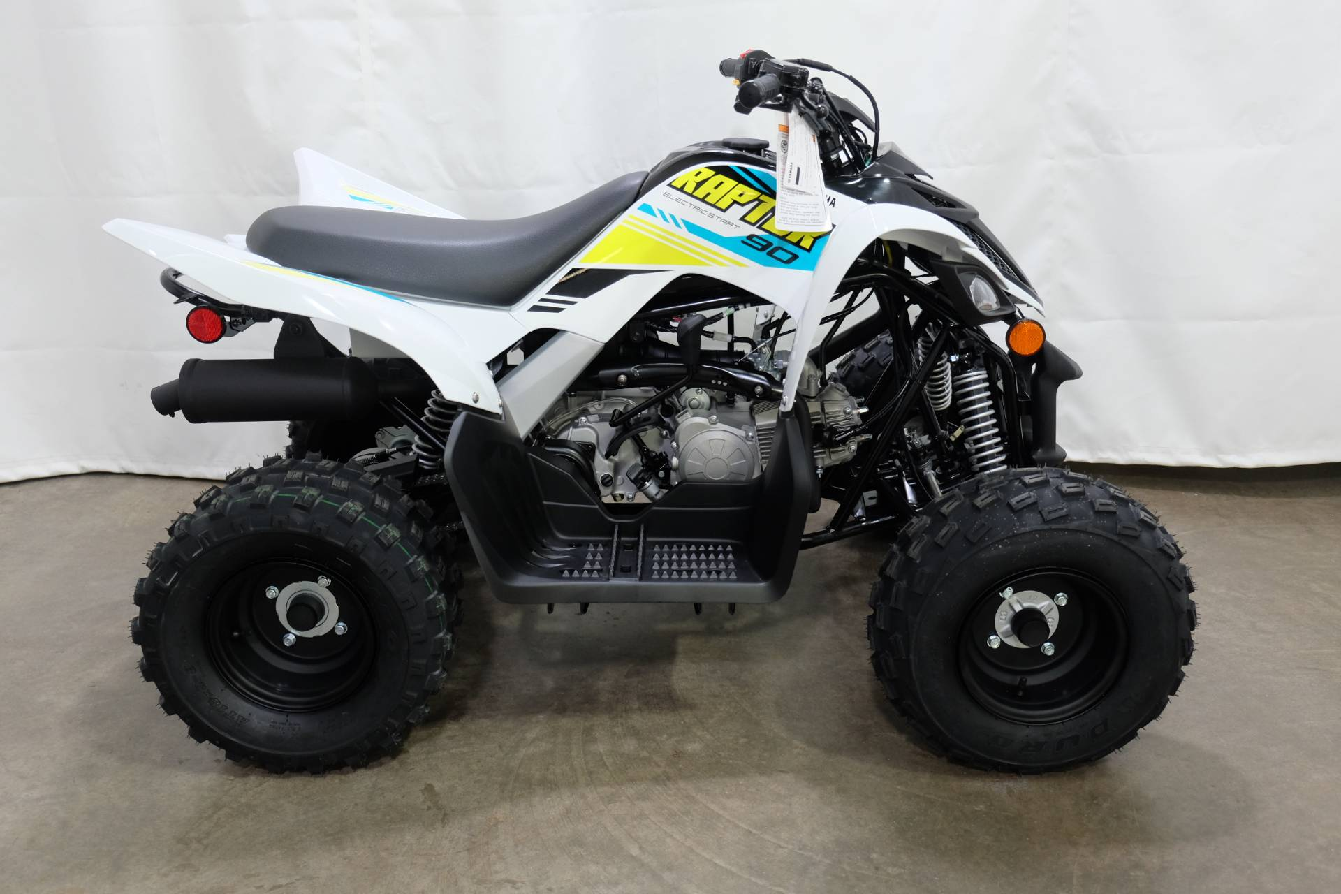 2021 Yamaha Raptor 90 in Eden Prairie, Minnesota - Photo 1