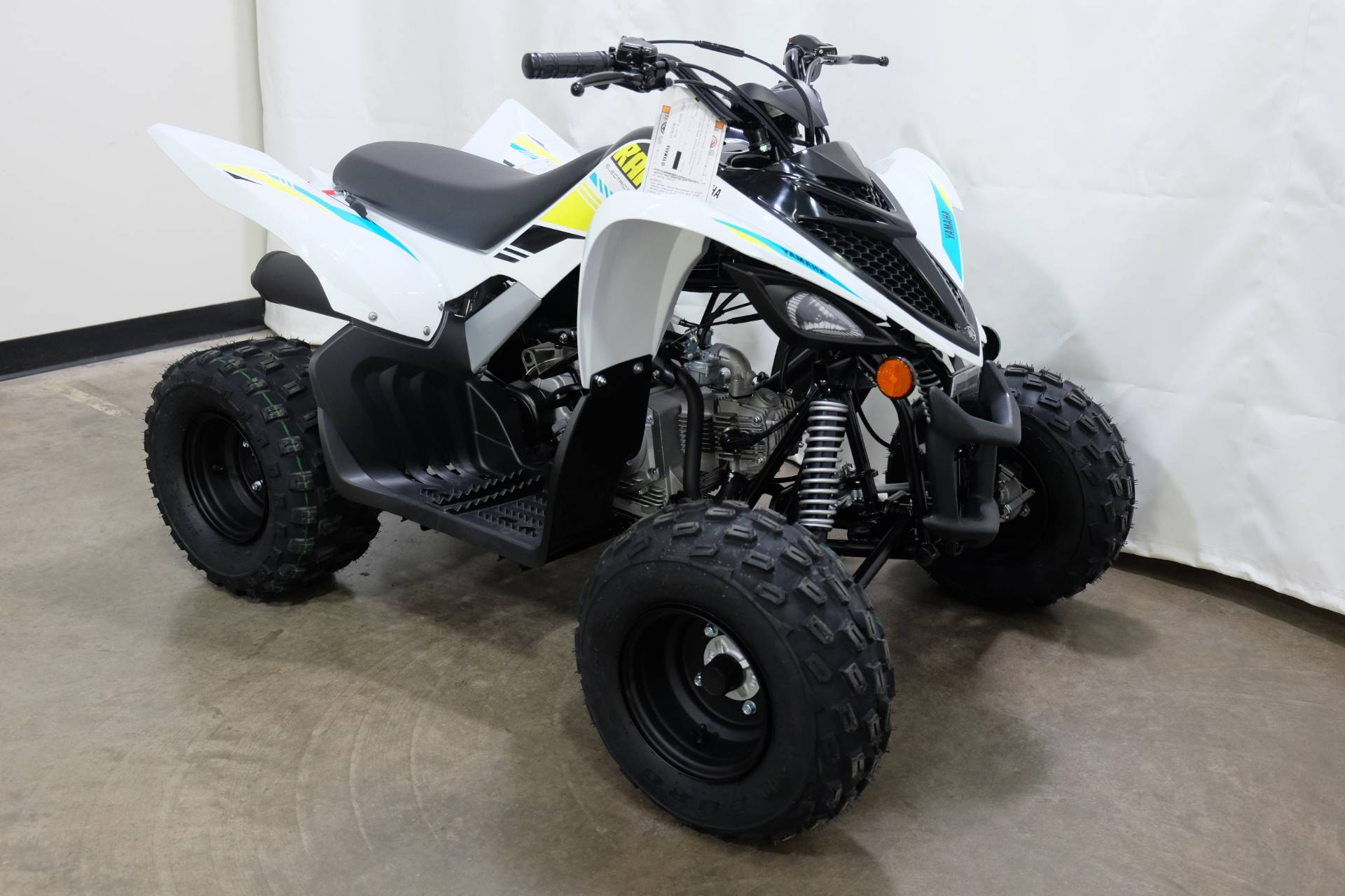 2021 Yamaha Raptor 90 in Eden Prairie, Minnesota - Photo 2