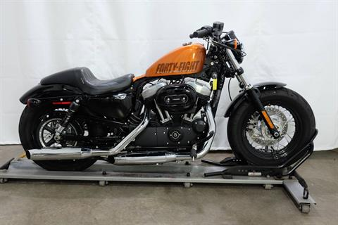 2015 Harley-Davidson Forty-Eight® in Eden Prairie, Minnesota - Photo 1