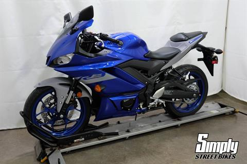 2020 Yamaha YZF-R3 in Eden Prairie, Minnesota - Photo 4