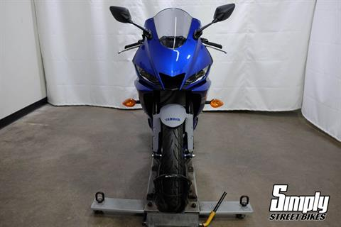 2020 Yamaha YZF-R3 in Eden Prairie, Minnesota - Photo 9